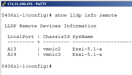 LACP ESXi 5.1