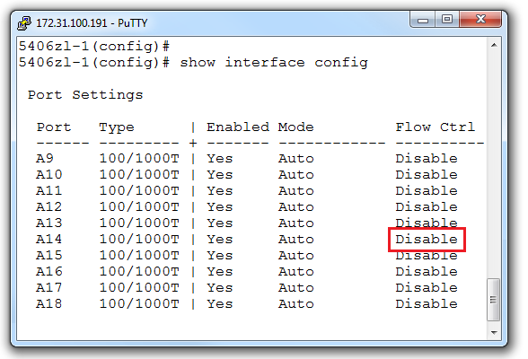 ESXi and Flow Control – Rickard Nobel