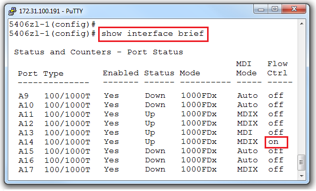 Esxi and flow control rickard nobel for Show pool status not found