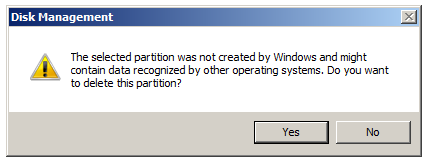 Windows SAN Policy