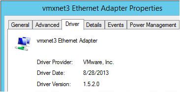 vmxnet-driver