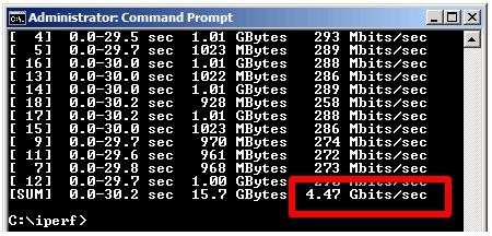 vmxnet3-2008r2-iperf