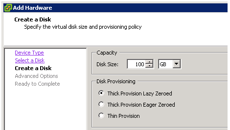 Eager thick vs Lazy thick disk performance – Rickard Nobel